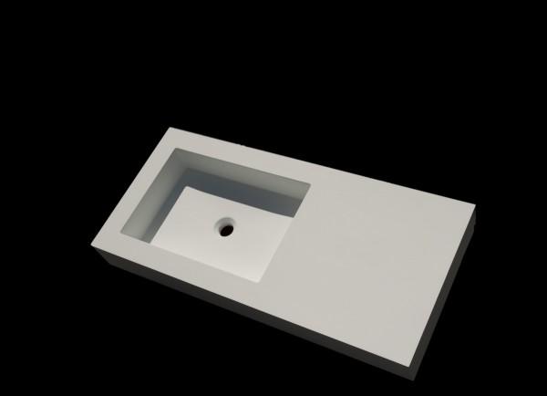 GremoArt Umywalka prostokątna na wymiar
