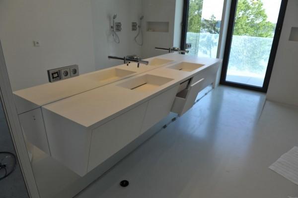 GremoArt duża umywalka na wymiar