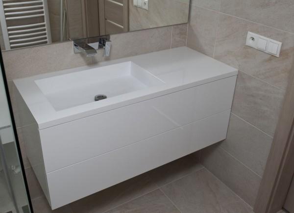 GremoArt umywalka z szufladami