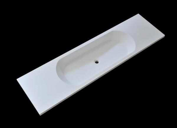 GremoArt umywalka zaokrąglona długa