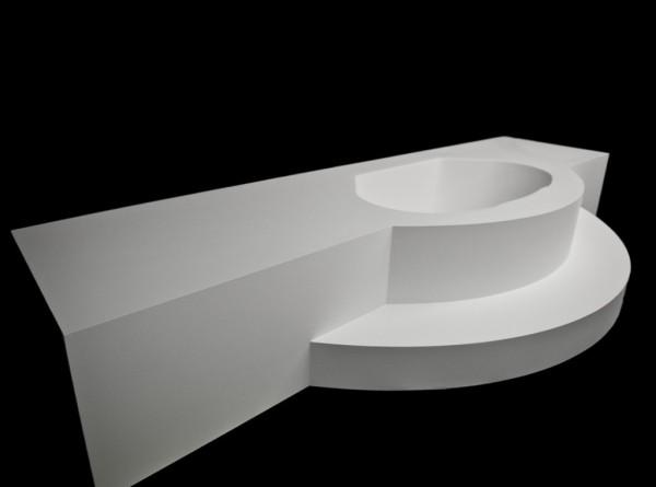 GremoArt wanna wolnostojąca design